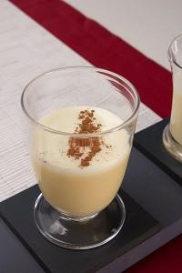 Eggnog; courtesy of wikimedia commons author Mangomix