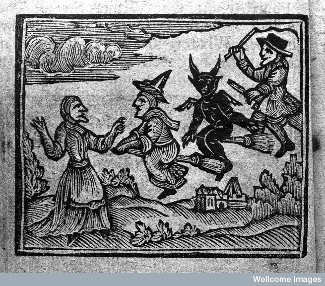 "Witches often get a bad rap - although many were persecuted and feared, ""witches"" found herbs with great medicinal properties before modern science. However, as women, their ideas were dismissed and feared."