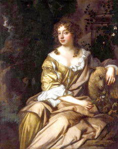 Nell Gwyn by Peter Lely: Wikimedia Commons